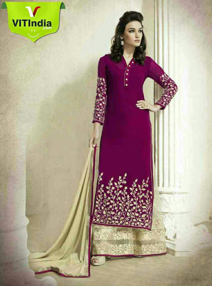 We are giving best quality Ladies suit design by vales International..For more info visit... http://valesinternational.com