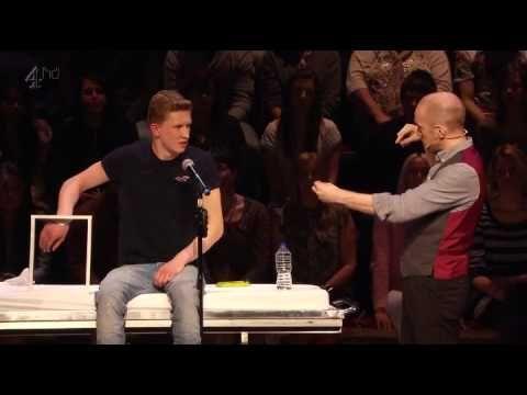 Derren Brown Infamous 2014 Full Show - WHA?! WHAT?! HOW?? It's official. Derren is a wizard.