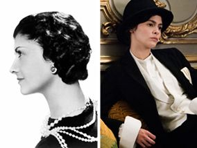 You might think that the most famous fashion designer would have led a charmed life. But that is not true. Gabrielle Chanel was born in France in 1883.