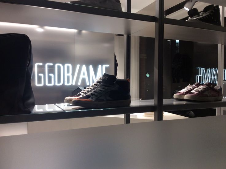 Check out our new Project : Golden Goose Deluxe Brand, Taylor made design shop in Amsterdam