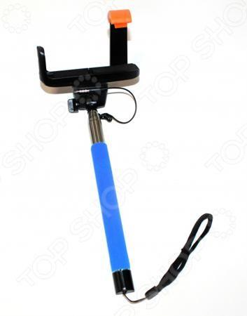 Bradex TD  — 311 руб. —  Монопод телескопический для селфи Bradex TD - прекрасный выбор для тех, кто любит делать великолепные фотографии самостоятельно. С его помощью вы сможете создать удивительные фотографии с головокружительных ракурсов, которые раньше вам были не доступны. Телескопическая штанга с максимальной длиной 105 см и удобный разъем для захвата гаджета позволят вам выбрать наиболее удачное положение вашего смартфона или фотоаппарата. Устройство работает с гаджетами, работающими…