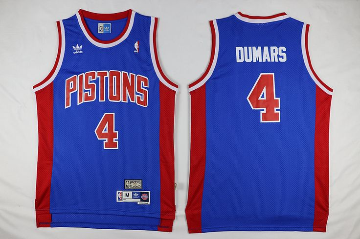 #fashion #collectibles Men's Joe Dumars Jersey #4 Detroit Pistons Basketball NBA Stitched Blue S-XXL: Welcome To Our Store -… #memorabilia