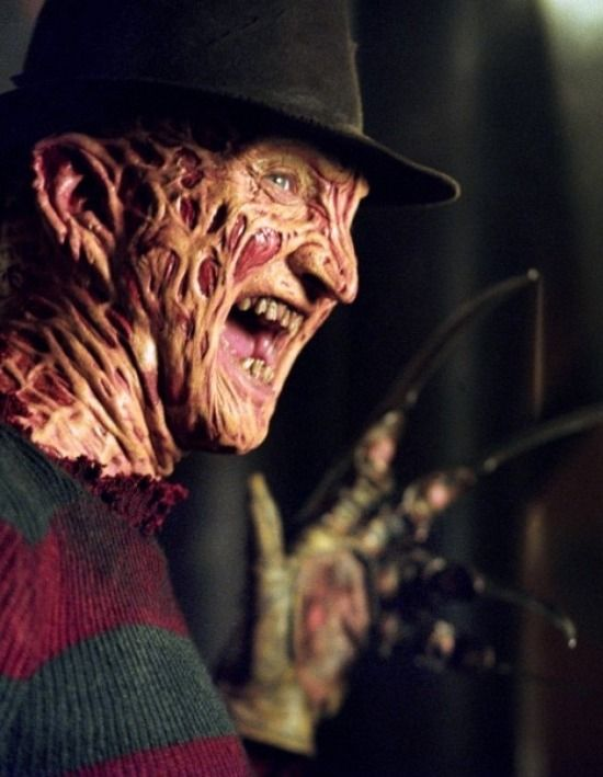 TOP FIVE HORROR MOVIE VILLAINS! — EXPLODEDED