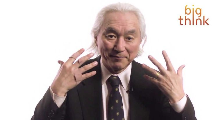Interesting connections... - Michio Kaku: Consciousness Can be Quantified