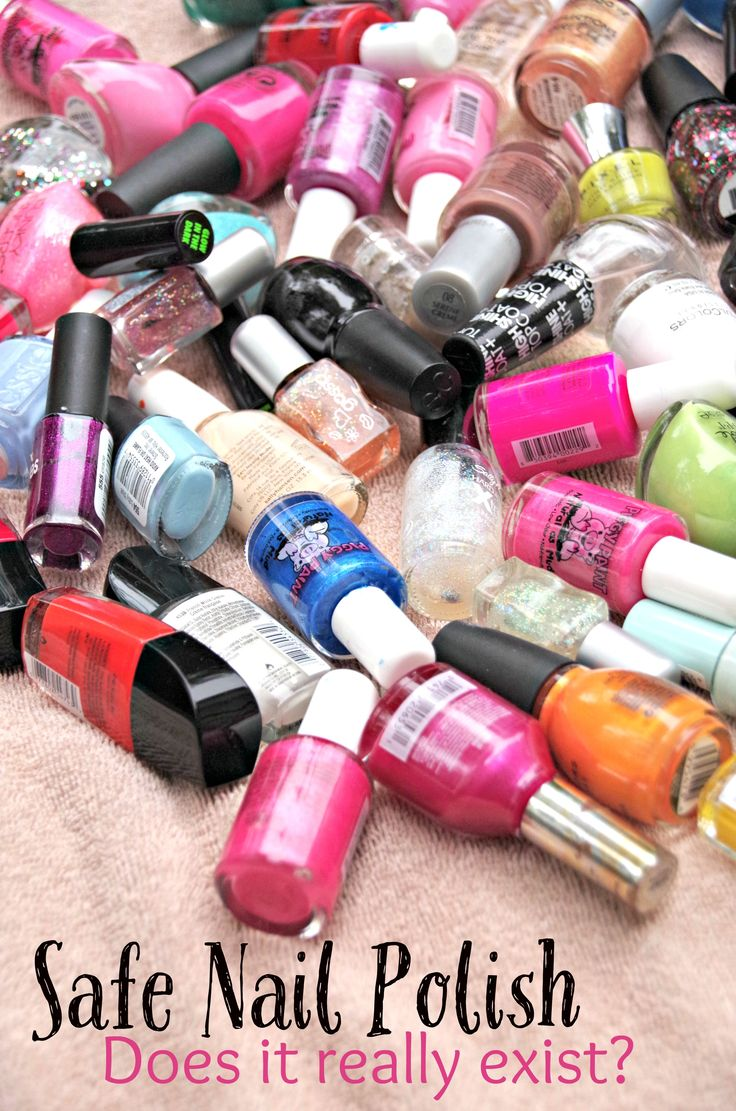 Finding a safe nail polish can be a frustrating experience. Here are a few things we learned.