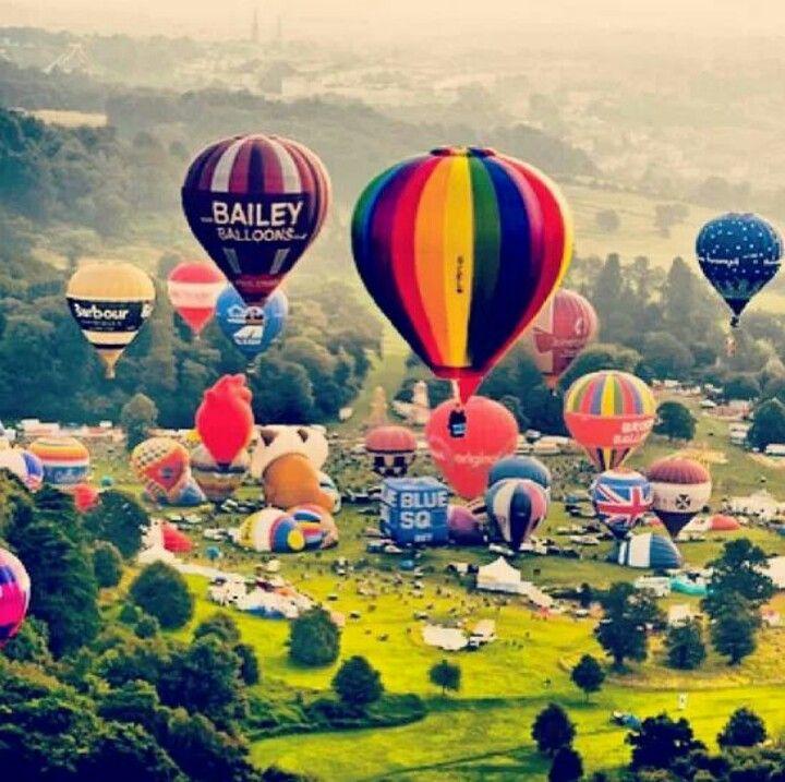 Bristol Ballon festival