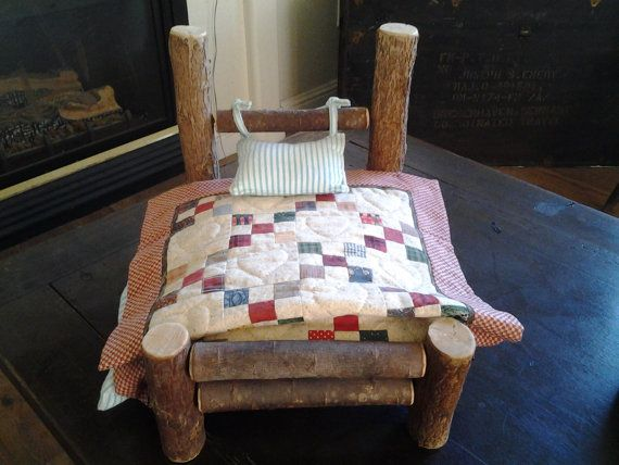 Custom Made Beds Image Gallery: 17 Best Images About Tree Branch Furniture On Pinterest
