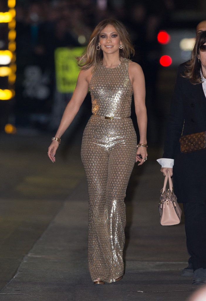 Jennifer Lopez's impeccable fashion choices aren't just reserved for red carpets, concerts, and late-night appearances.