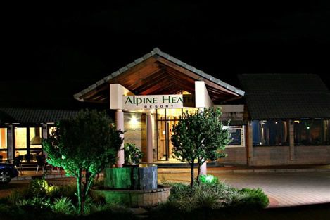 Alpine Heath Resort is the ultimate vacation spot in the 'Berg