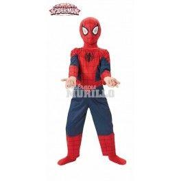 Disfraz de Spiderman - Disfraces Murillo disfraza a tu niño con este disfraz original de #spiderman #disfraces