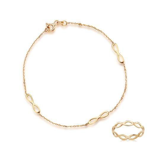 Komplet Walentynkowy Sempre, 345 PLN.  www.YES.pl/55534-komplet-walentynkowy-sempre-ZW-Z-X07-N19-XDA9672-XEA9673 #jewellery #buyonline #heart #love #YESforRomance #perfect #shop #freedelivery #Poland #BizuteriaYES