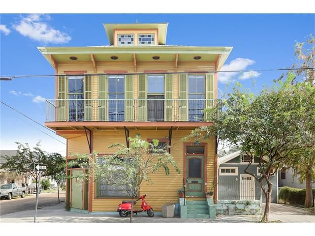 889 best new orleans vignettes images on pinterest very unique property in the booming new marigny vintage bathroom preserved moldings light sciox Image collections