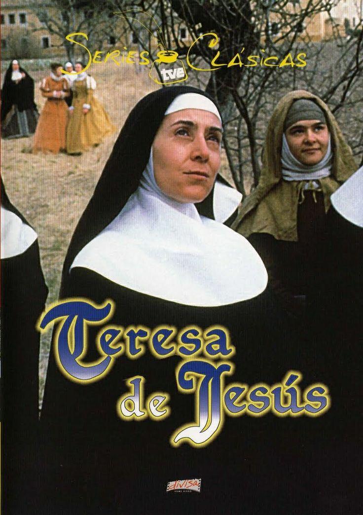 Teresa de Jesús (DVD S TER), sèrie de televisió basada en la vida de la santa.