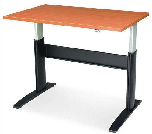Staples standing desk