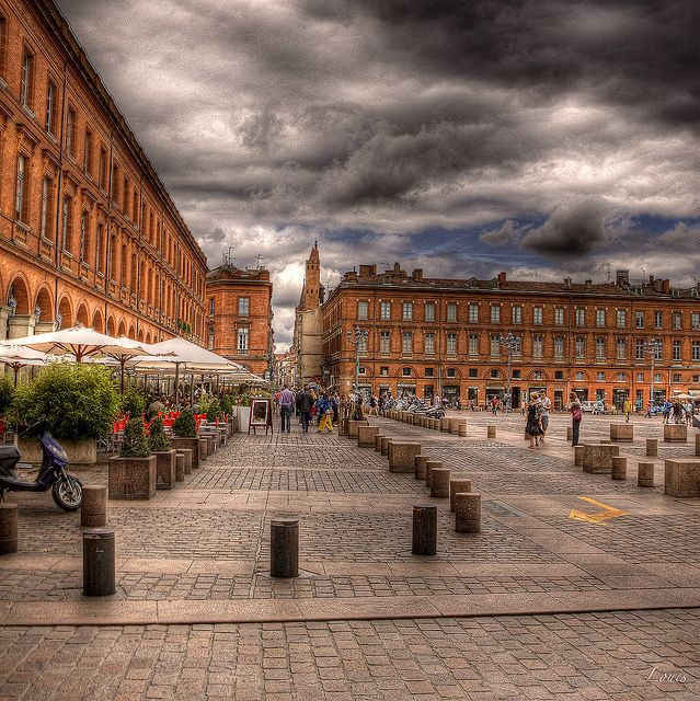 Toulouse ~ Haute-Garonne ~ Midi-Pyrénées ~ France