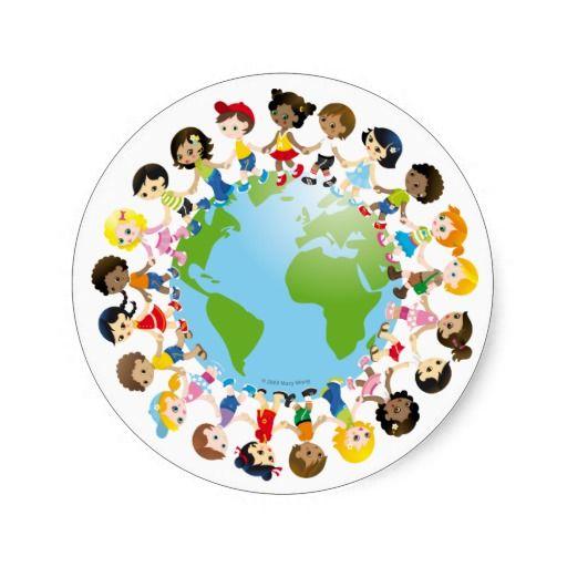 World kidz stickers