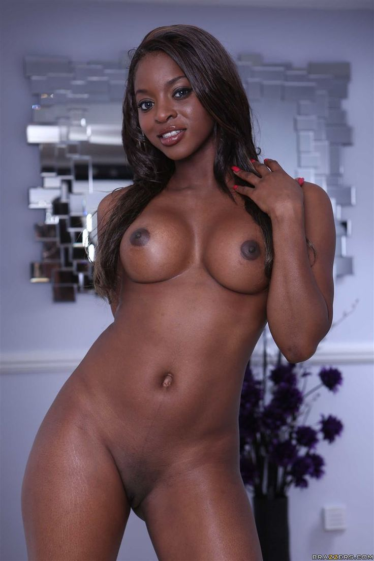 Ebony Black Female Solo