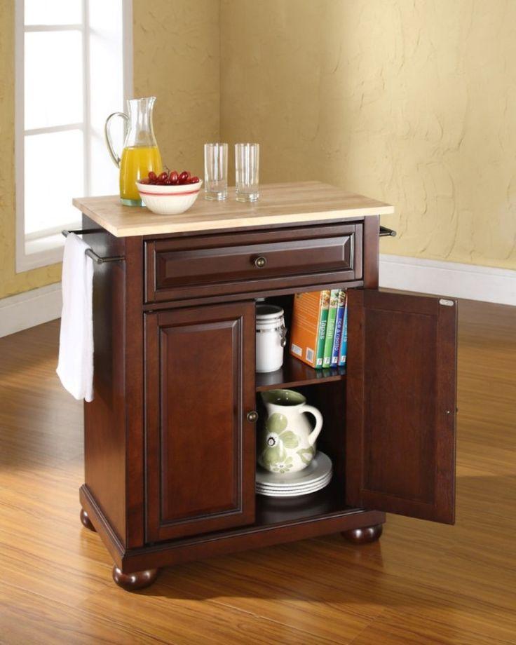 kitchen best wood laminate flooring idea feat modern small portable kitchen island with bookshelf plus