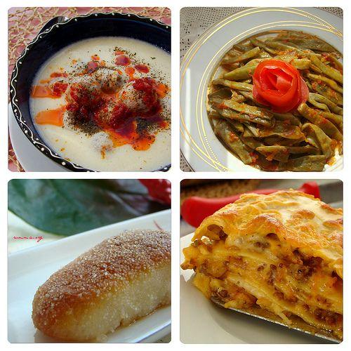 3. gün ramazan iftar menüsü yöresel nefis Eskişehir e özgü bıt bıt çorbası tarifi ,hafif zeytinyağlı taze fasülye ,nefis kıymalı lazanya ve iftar menüleri nin vazgeçilmezi tatlılardan parmaklarınızı yedirtecek hamur tatlılarından balparmak tatlısı var .. Afiyet olsun Bıtbıt çorbası Lazanya Zeytinyağlı taze fasülye Balparmak tatlısı Sahur için dilerseniz hazır yufkadan börek tarifleri ne yada değişik …