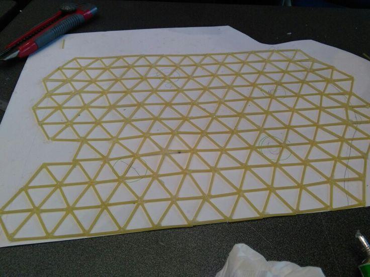 Triangulation au 50eme nappe definitive