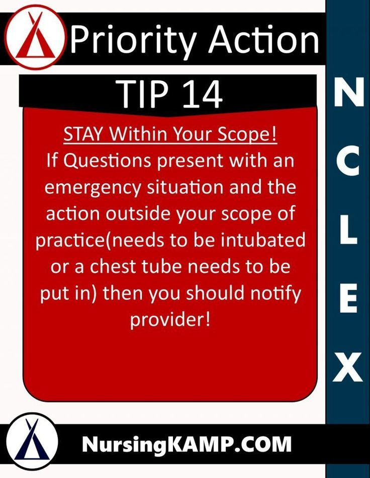Stay within your Scope Nclex, Nurse, Nursing notes