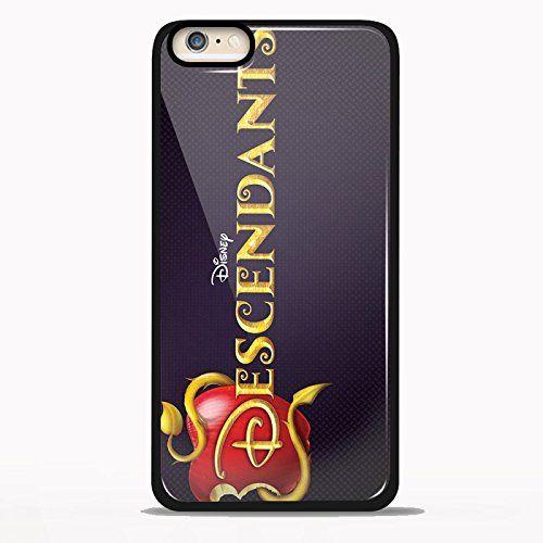 disney channel descendants Design GNO for iPhone 6/6s Black case