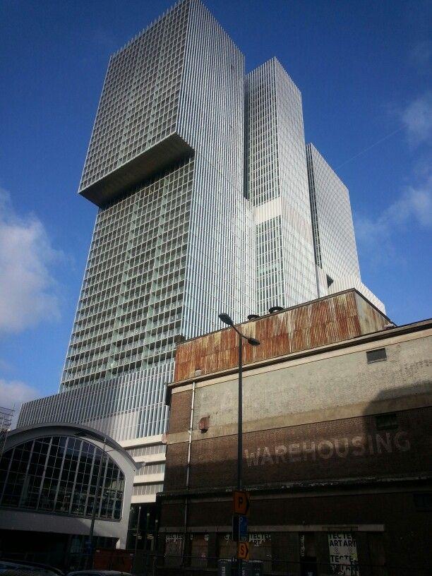 De Rotterdam Rem Koolhaas
