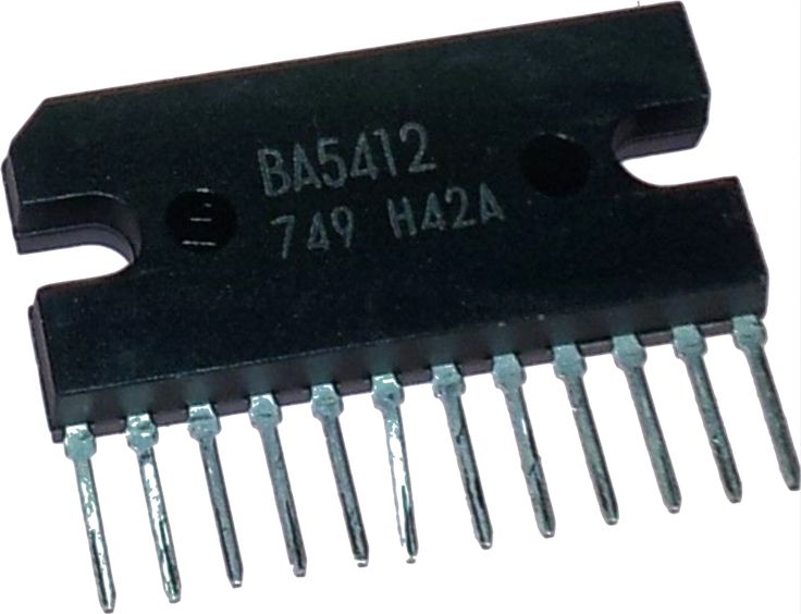Hifi Stereo Amplifier Integrated Circuit Amplifiercircuitsaudio