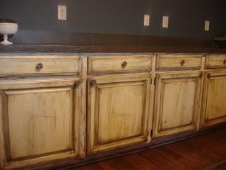 Let It Shine: Painted Formica Counter Tops Part Deux
