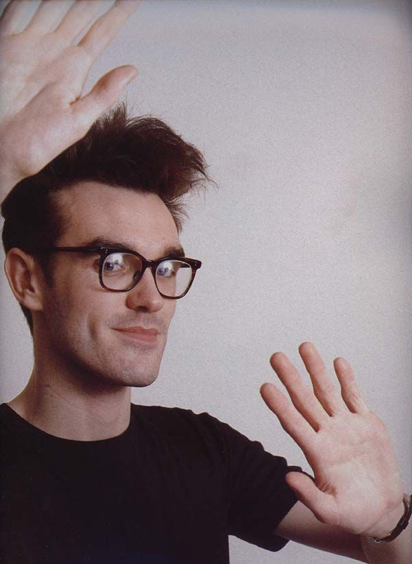 Young Morrissey   Celeb Crushes   Pinterest