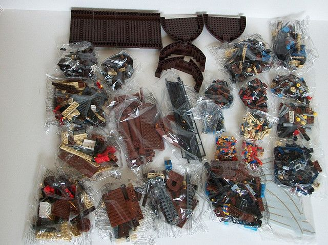 LEGO 10210 Imperial Flagship - Baggies! | Flickr - Photo Sharing!
