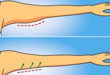 Простые упражнения от обвисшей кожи на руках! Это РЕАЛЬНО работает!