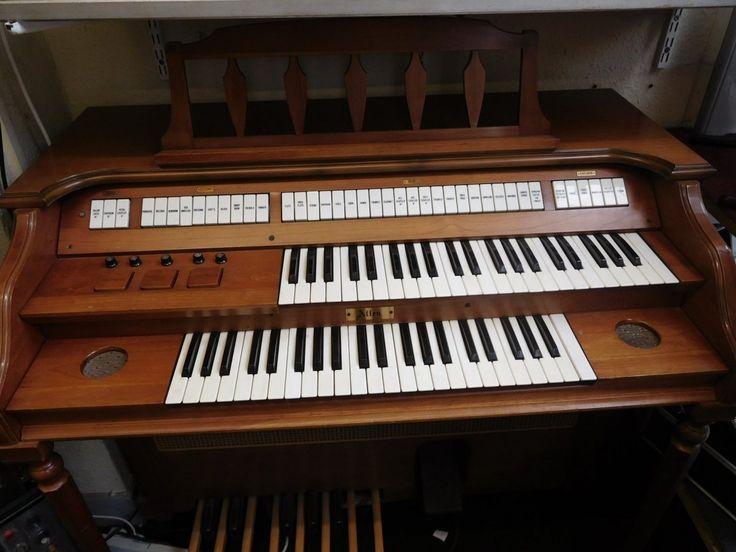 Allen Organ - very rare acoustic/electric organ