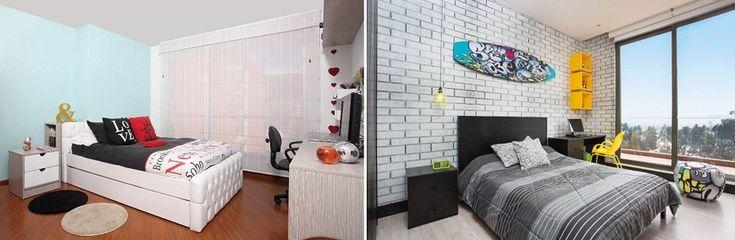 M s de 25 ideas incre bles sobre dormitorio adolescente en for Segun feng shui donde mejor poner cama