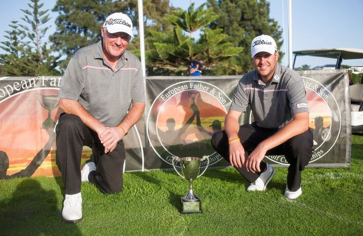 European Tour Player Matthew Southgate & Father Clinch 2016 European Father & Son Golf Championships in Three-way Play-off in Spain  European Tour professional Matthew Southgate and his dad Ian clinched the 2016 European Father & Son Golf Championships (http://ift.tt/2cIvTgJ) in dramatic style in Spain after a three-way play-off was required to determine the winners in the Scratch category.  Matthew currently lying 48th in the European Tour Race to Dubai rankings and 5 handicapper Ian from