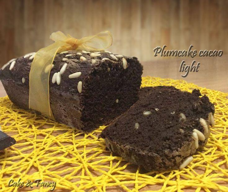 Plumcake cacao