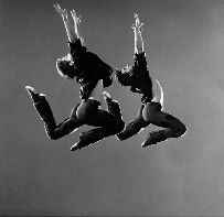 bob fosse | At left: In 1987, a millisecond in mid-air from Bob Fosse's Percussion ...