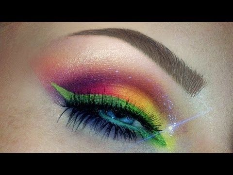 Rainbow Makeup Tutorial / EASY BRIGHT SUMMER MAKEUP LOOK - https://www.avon.com/?repid=16581277 Shop Now  Hope you enjoy this video as much as I enjoyed doing this beautiful summer inspired make-up look 😉 PRODUCTS LIST: Face/complexion: Bourjois – Healthy Mix Foundation #51 – http://a.chipp.us/r/kristianathe/812c/ Bourjois – Healthy Mix Concealer #51 – http://a.chipp.us/r/kristianathe/81f8/ Sleek MakeUp – Luminous Pressed Powder – http:/