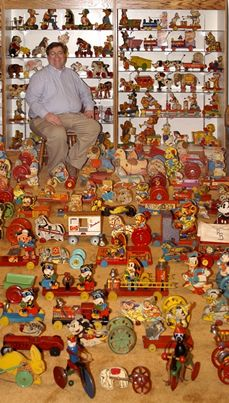 Antique Toy Archive - the Antique Toy Collector's Online Resource for Vintage Toys