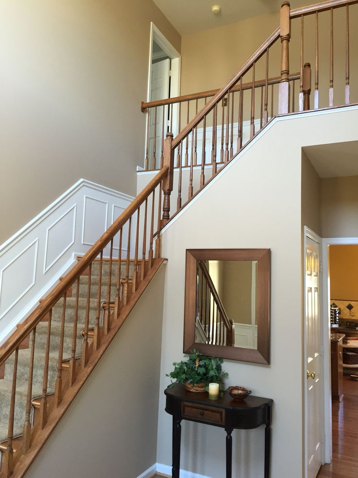 Foyer Paint Colors Sherwin Williams : Foyer sherwin williams nomadic desert love the new