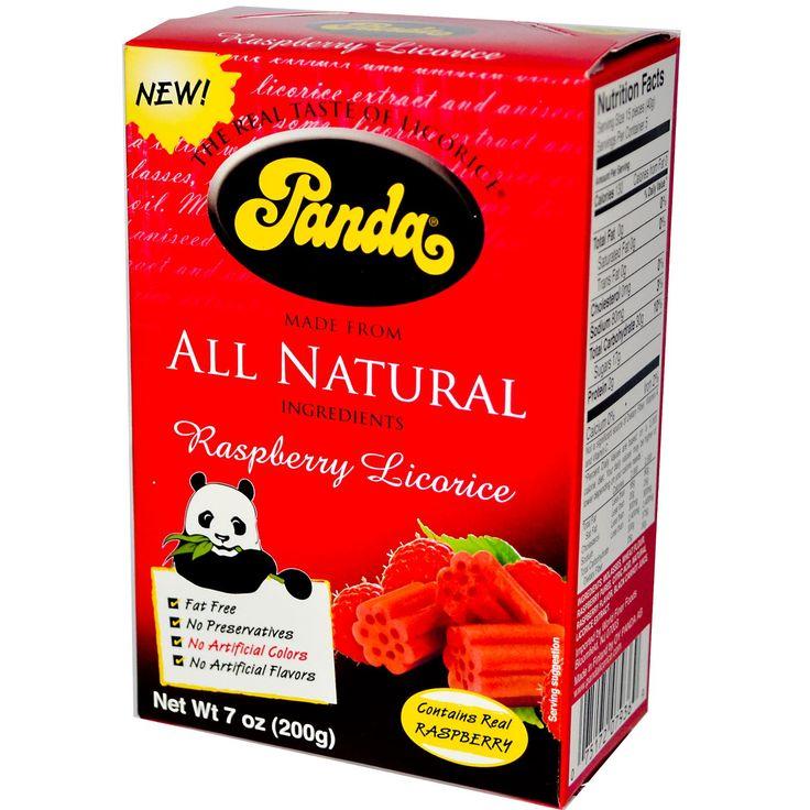 Whole Foods Panda Licorice