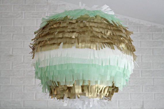 the pom lantern DIY kit ... small ... fringe edition door pomtree