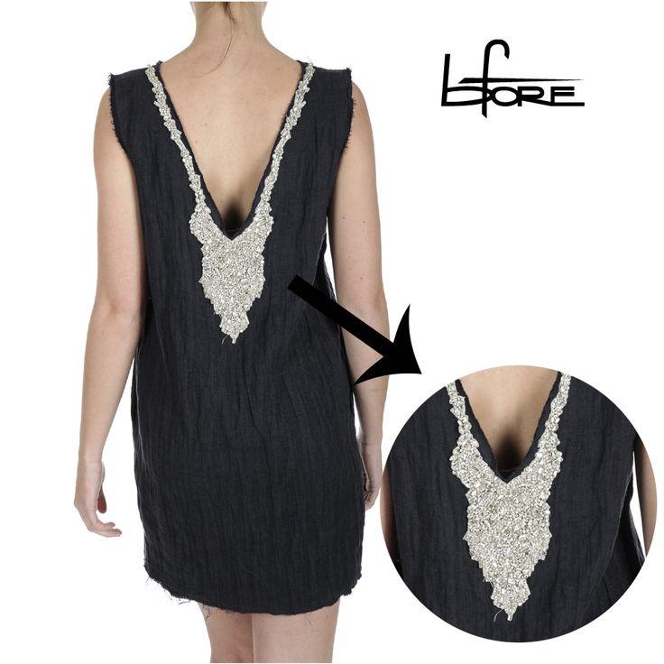 #abito #dondup blaken #dress # moda #donna #woman #fashion #SS2015 #bforeshop #shoponline