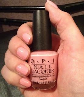 OPI Pink Friday.
