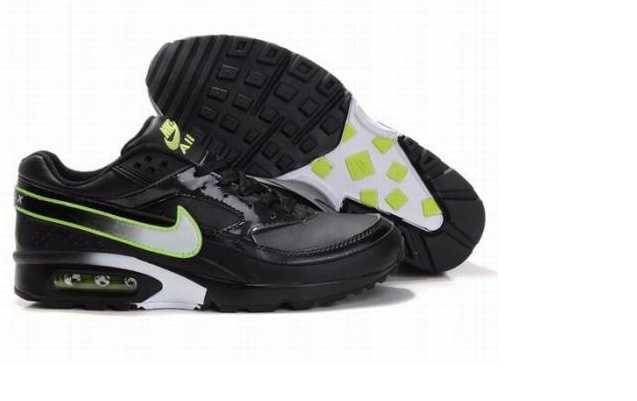 https://www.sportskorbilligt.se/  1767 : Nike Air Max Classic Bw Herr Svart Grön Vit SE766022gRbGqBm