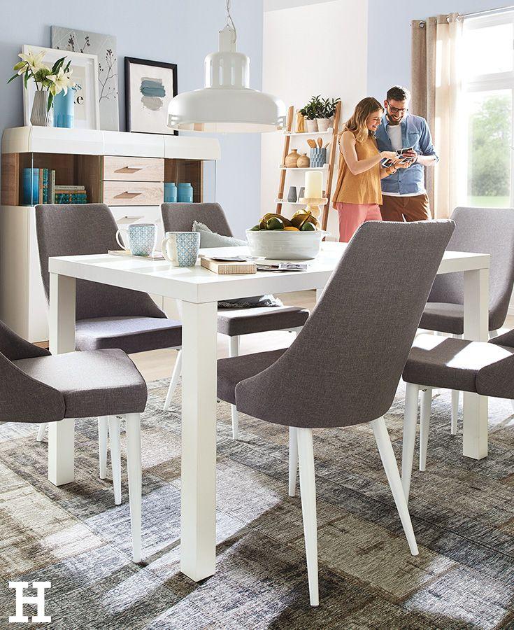 Höffner Esstisch Stühle
