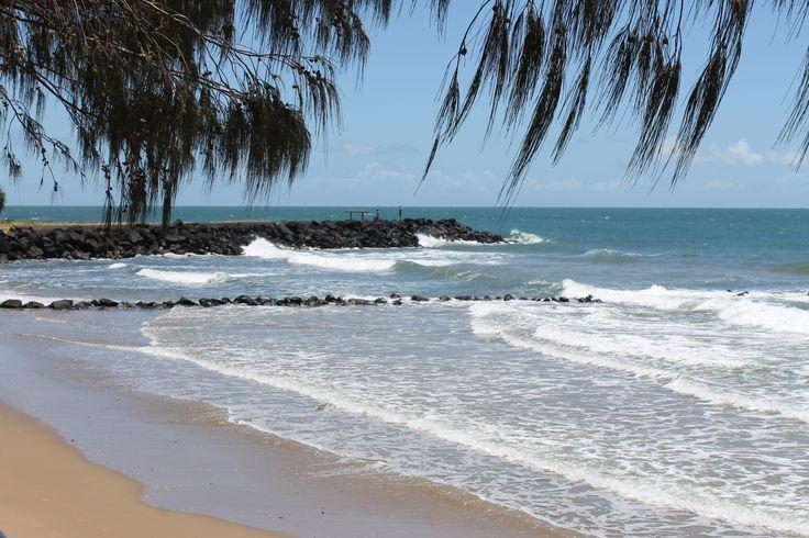 Bargara Beach in Bargara, QLD