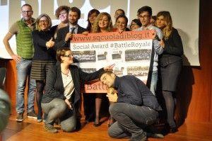 I vincitori: classe II con Veronica Gentili per Erreà #BattleRoyale
