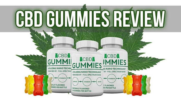 CBD Gummies Review: Legal Without Prescription, Does Not Show on Drug Tests