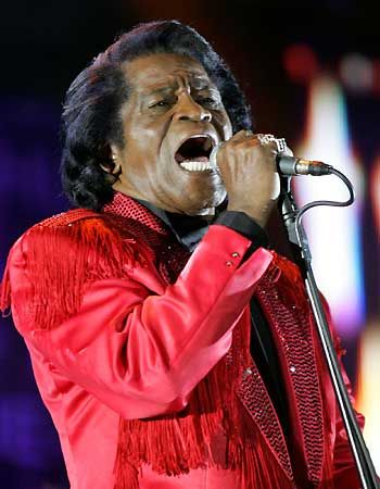 james+brown | James Brown's six adult children and his widow, Tomi Rae Hynie, have ...